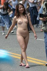 public nude